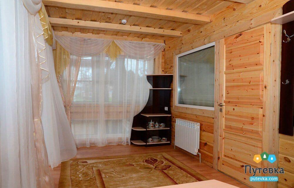 Коттедж Коттедж 4-местный 2-комнатный, фото 4