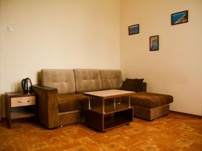 Джуниор Сюит (Полулюкс) 3-местный 2-комнатный, фото 3