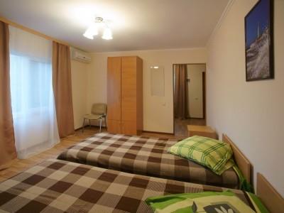 Коттедж 4-местный 2-комнатный, фото 2
