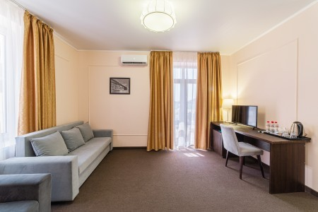 Junior Suite Suite 2 местный с балконом 33кв.м, фото 3
