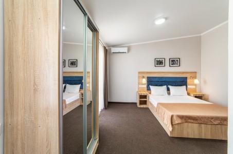 Junior Suite 2-местный с балконом TL, фото 1