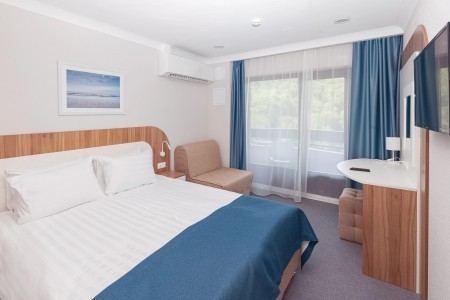 Suite 2-местный 2-комнатный, фото 1