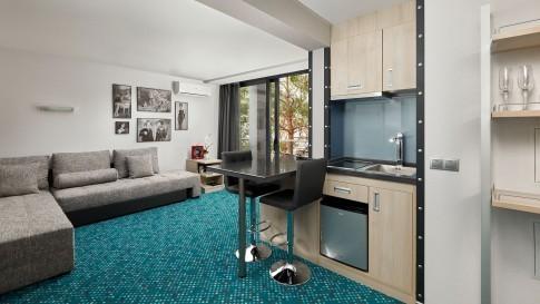 Апартаменты 4-местный 2-комнатный, фото 2