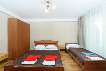 Стандарт 3-местный 1-комнатный., фото 1