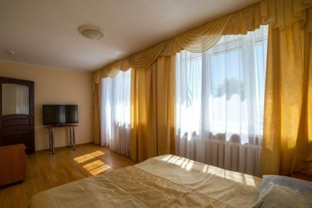 Комфорт Комфорт 3-местный 2-комнатный Семейный корпус 2, фото 1
