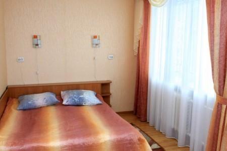 Комфорт Комфорт 3-местный 2-комнатный Семейный корпус 2, фото 2