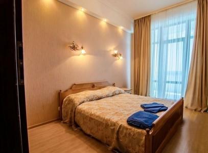 Люкс 2-местный 2-комнатный  (юг), фото 1