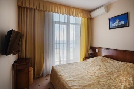 Люкс улучшенный 2-местный 2-комнатный , фото 1