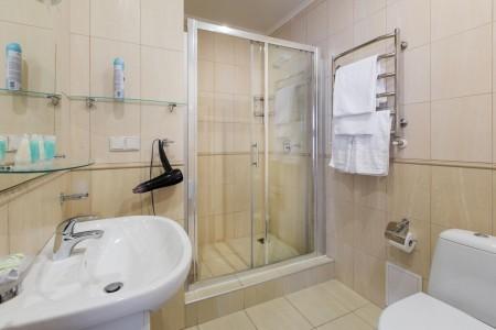 Люкс улучшенный 2-местный 2-комнатный , фото 3