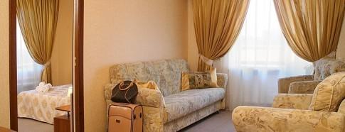 Lux Suite 2-местный 2-комнатный, фото 2