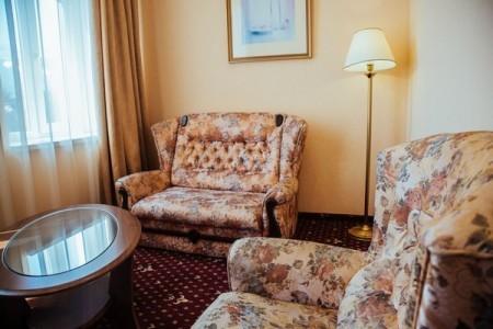 Сьют 2-местный 2-комнатный, фото 4