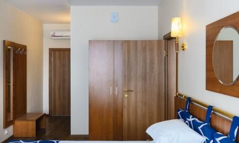 Стандарт 4-местный 2-комнатный совмещенный, фото 2