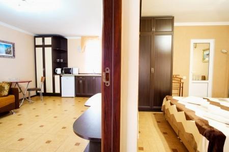 Люкс 2-местный 2-комнатный с мини-кухней, фото 8