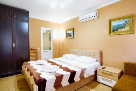 Люкс 2-местный 2-комнатный с мини-кухней, фото 2