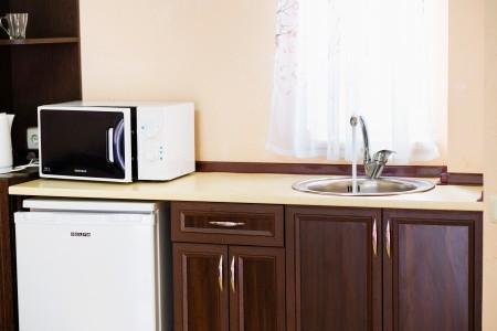 Люкс 2-местный 2-комнатный с мини-кухней, фото 9