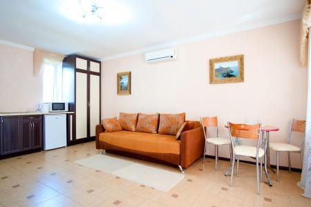 Люкс 2-местный 2-комнатный с мини-кухней, фото 5