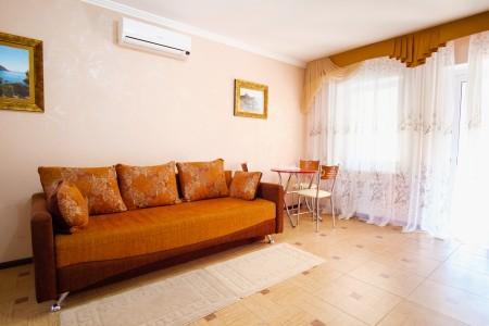 Люкс 2-местный 2-комнатный с мини-кухней, фото 6