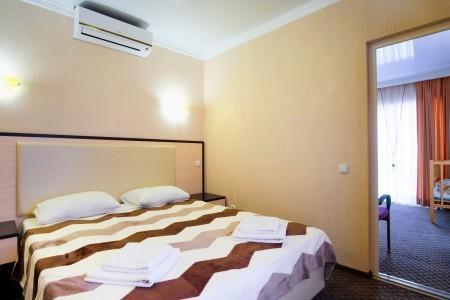 Люкс 2-местный 2-комнатный с балконами, фото 1