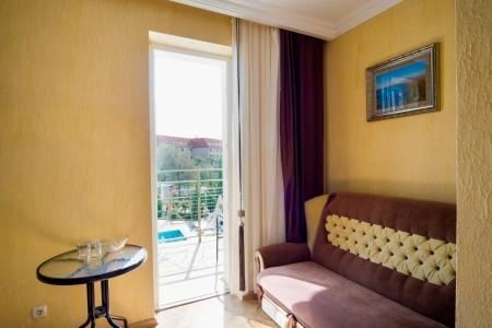 Комфорт 2-местный с балконом, фото 3