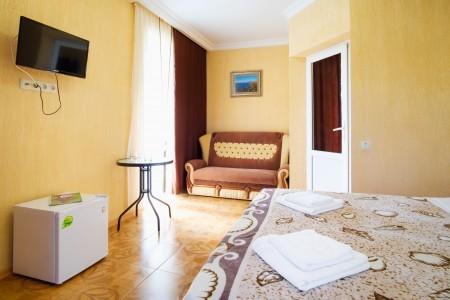 Комфорт 2-местный с балконом, фото 5
