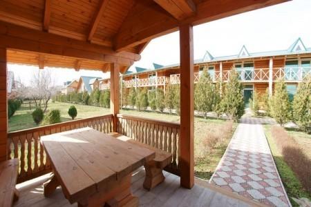 Люкс 2-местный 1-комнатный в 2-этажном дерев.коттедже, фото 3