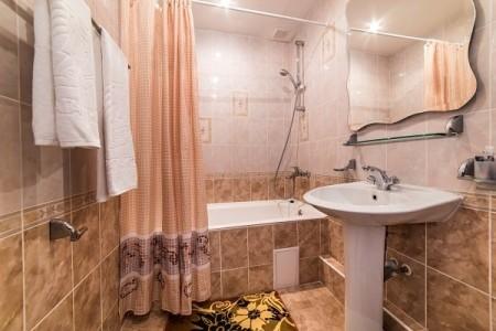 Улучшенный 2 местный 2 комнатный, корпус 3, фото 5