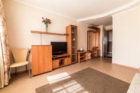 Улучшенный 2 местный 2-комнатный, корпус 1, фото 4