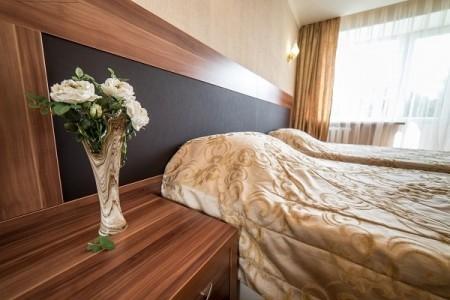 Улучшенный 2-местный 2-комнатный, корпус 1, фото 2