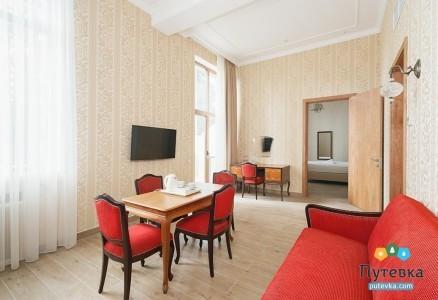 Сьют 2-местный 2-комнатьный (б/балк) корп.1, фото 2