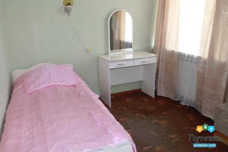 Стандартный 1-местный 3 категории 1-комнатный корп.2, фото 1