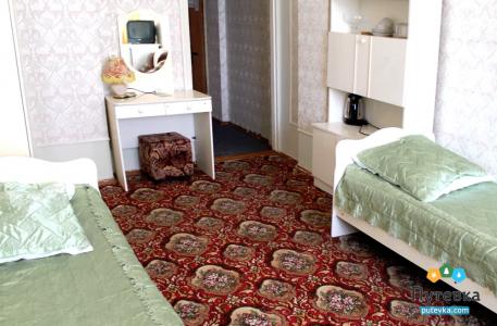 Стандартный 2-местный 2 категории 1-комнатный корп.1, фото 2