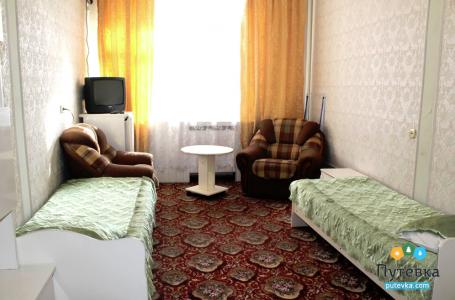 Стандартный 2-местный 2 категории 1-комнатный корп.1, фото 1