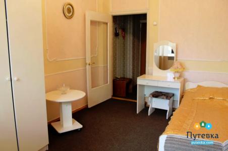 Стандартный 1-местный 1 категории 1-комнатный корп.1, фото 3