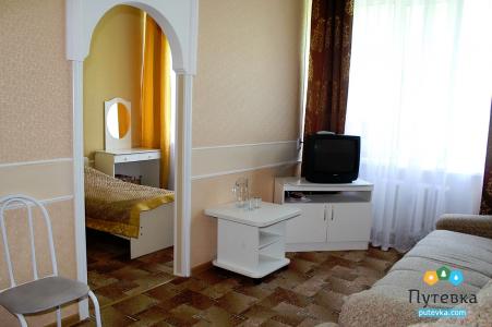 Стандартный 2-местный 2-комнатный 1 категории, фото 3