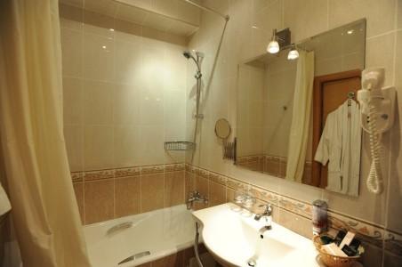 Стандартный 1-местный 1-комнатный номер в центральном корпусе, фото 4