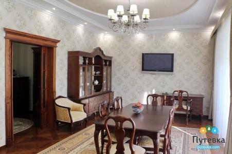 Люкс 2-местный 2-комнатный в центральном корпусе, фото 2