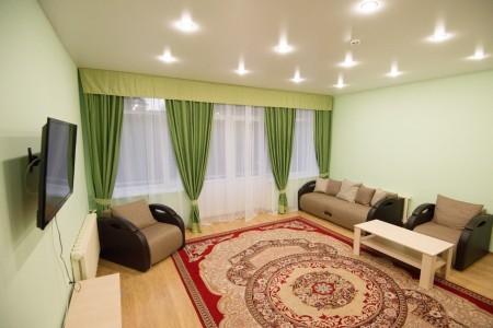 Люкс 2-местный 3-комнатный, фото 3