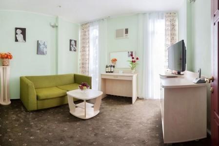 Deluxe 2-местный, 2-комнатный (1-4 этажи), фото 3