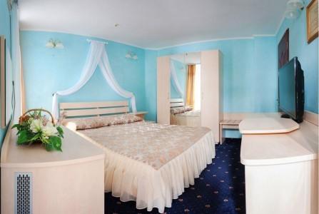 Deluxe 2-местный, 2-комнатный (1-4 этажи), фото 1