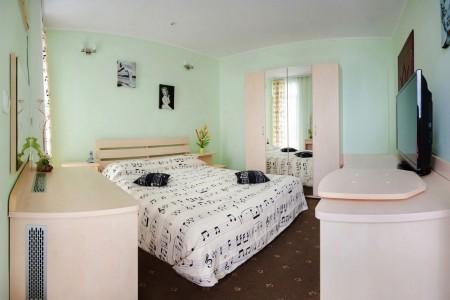 Deluxe 2-местный, 2-комнатный (1-4 этажи), фото 2