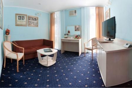 Deluxe 2-местный, 2-комнатный (1-4 этажи), фото 4