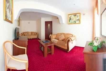 Suite 2 2-местный,2-комнатный (3-4 этажи), фото 1