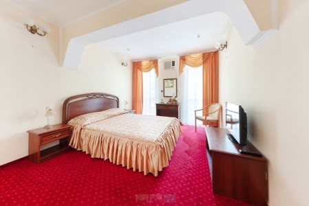 Suite 2 2-местный,2-комнатный (3-4 этажи), фото 2