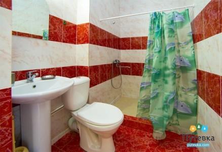 Стандартный 2-местный 1-комнатный в Новом корпусе, фото 3