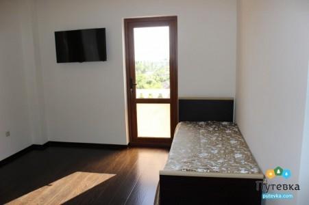 Улучшенный семейный 2-местный 1-комнатный с балконом, фото 2