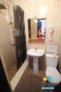 Стандартный 2-местный 1-комнатный без балкона, фото 5