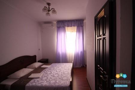 Стандартный 2-местный 1-комнатный без балкона, фото 2