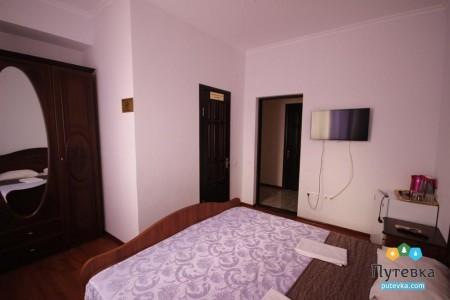 Стандартный 2-местный 1-комнатный без балкона, фото 3