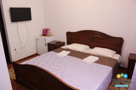 Стандартный 2-местный 1-комнатный без балкона, фото 1