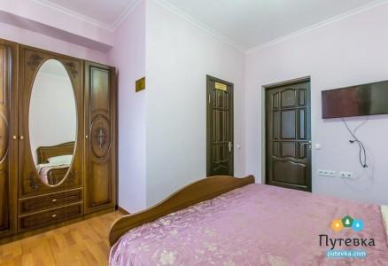 Стандартный 2-местный 1-комнатный с балконом, фото 2